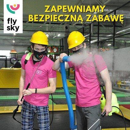 Bezpieczny FlySky